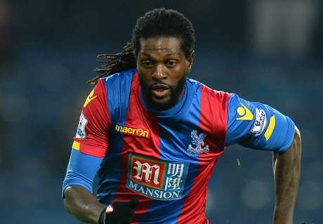 EPL sides miss out on Adebayor