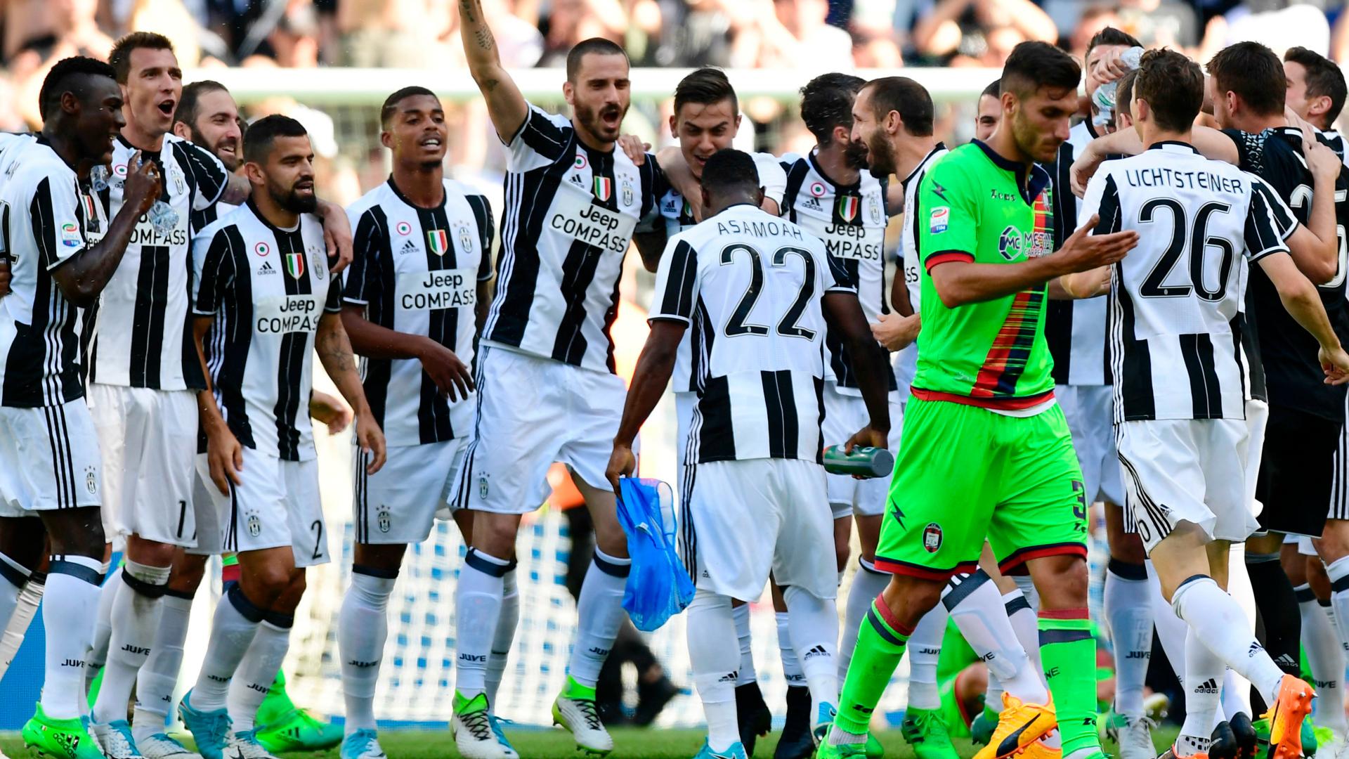 Serie A: Juve scudetto, Milan Europa. Empoli-Crotone per la B