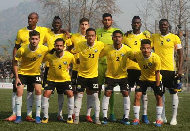 Real Kashmir I-League 2018-19