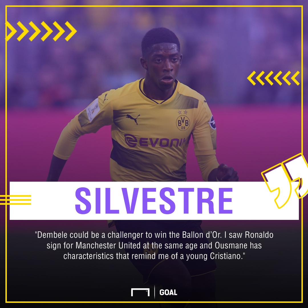 Ousmane Dembele Silvestre PS
