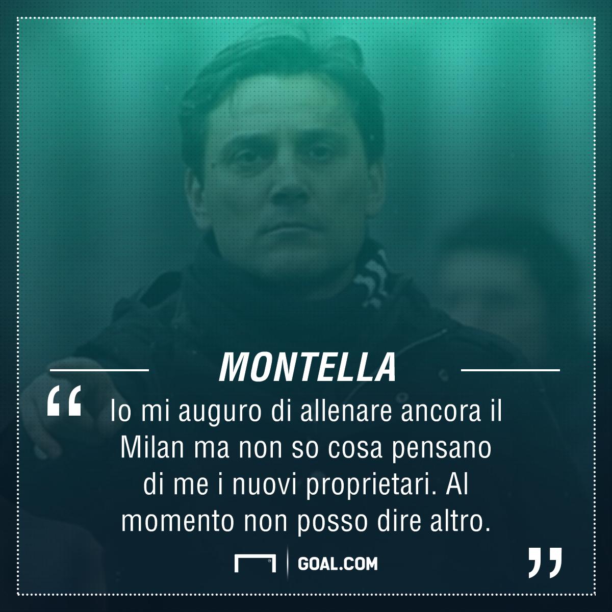 Montella- Milan