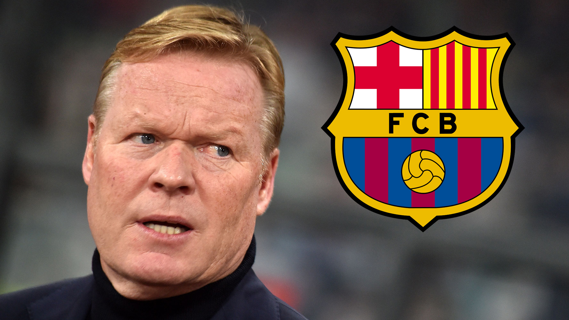 Koeman insists he can't take Barcelona job until post-Euro 2020 after release clause revealed