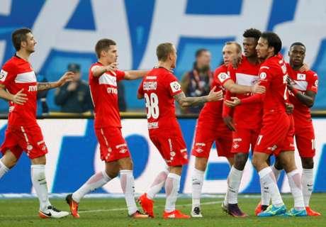 Spartak Juara Liga Primer Rusia