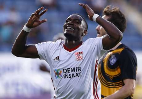 Bifouma on target as Alanyaspor hold Sivasspor