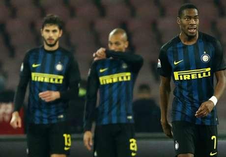 Inter, crollo in difesa con Pioli