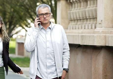 Jose Mourinho erklärt Trip nach Zagreb