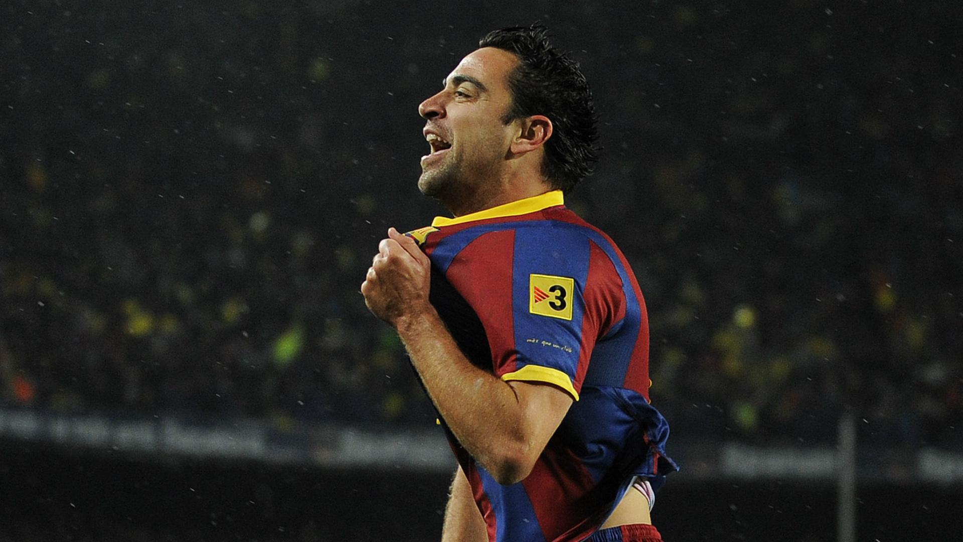 'If Xavi doesn't end up coaching Barca, I'll kill him!' - Eto'o backs former team-mate for Camp Nou hotseat