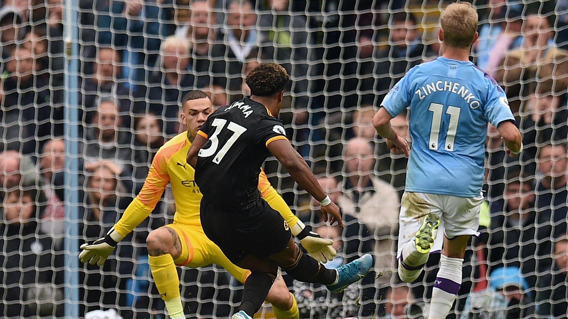 Manchester City-Wolverhampton (0-2), Man City de nouveau à terre