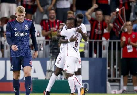 Ligue des Champions : Nice a encore une chance (1-1)