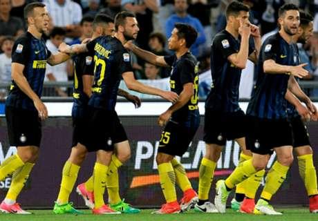 Inter Pecundangi Sembilan Pemain Lazio