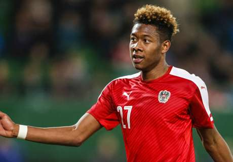 Alaba not joining Man City - Bayern