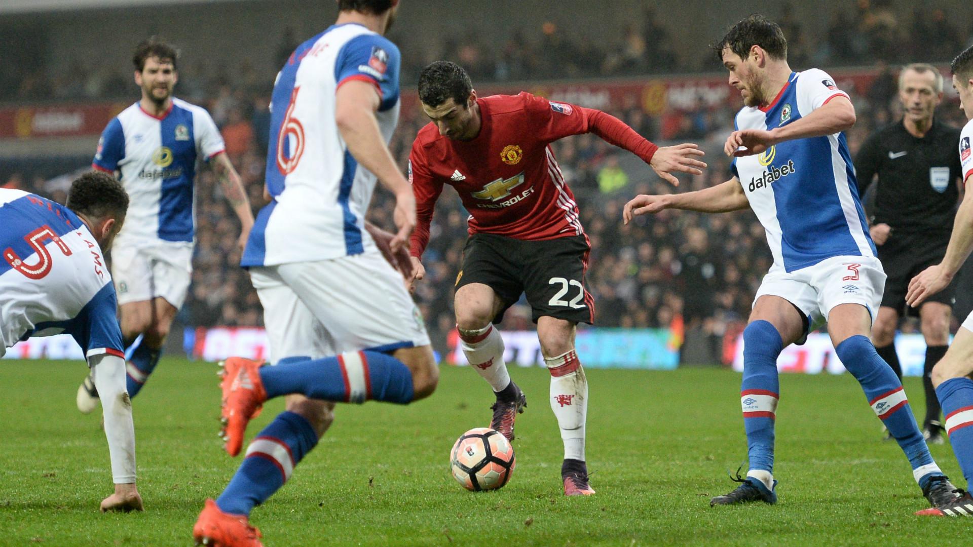 HD Henrikh Mkhitaryan Manchester United