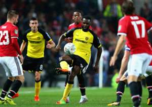 Manchester United 4-1 Burton Albion: The Brewers were always up against it when they travelled to Old Trafford on Wednesday, but their task was made tougher when Marcus Rashford opened the scoring after five minutes before adding a second 12 minutes la...