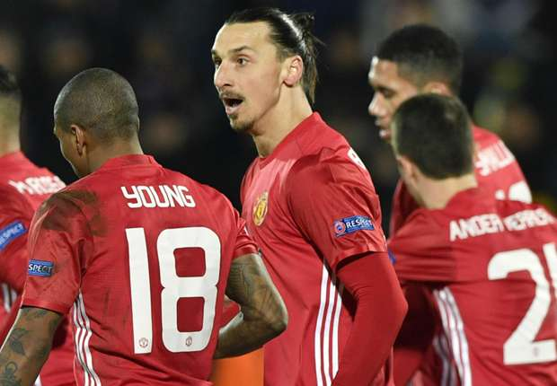 Rostov 1-1 Manchester United: Mkhitaryan on target as Red Devils take draw