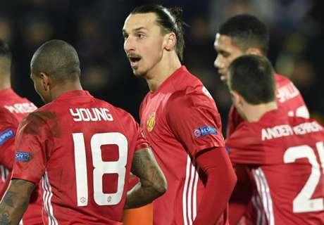 United stolpert in Rostov