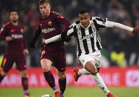 Alex Sandro ancora in calo: deludente contro il Barça
