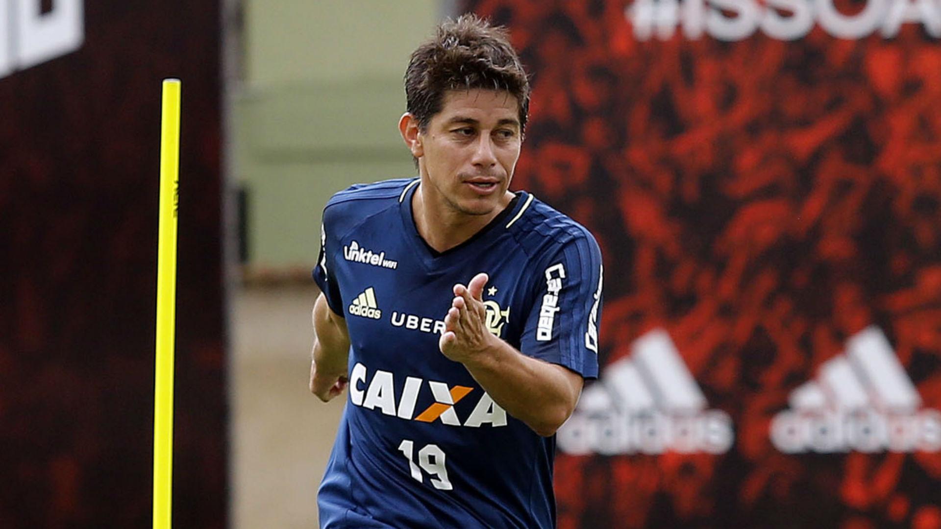 Flamengo les£o de Diego n£o vai aumentar pressa Dario Conca
