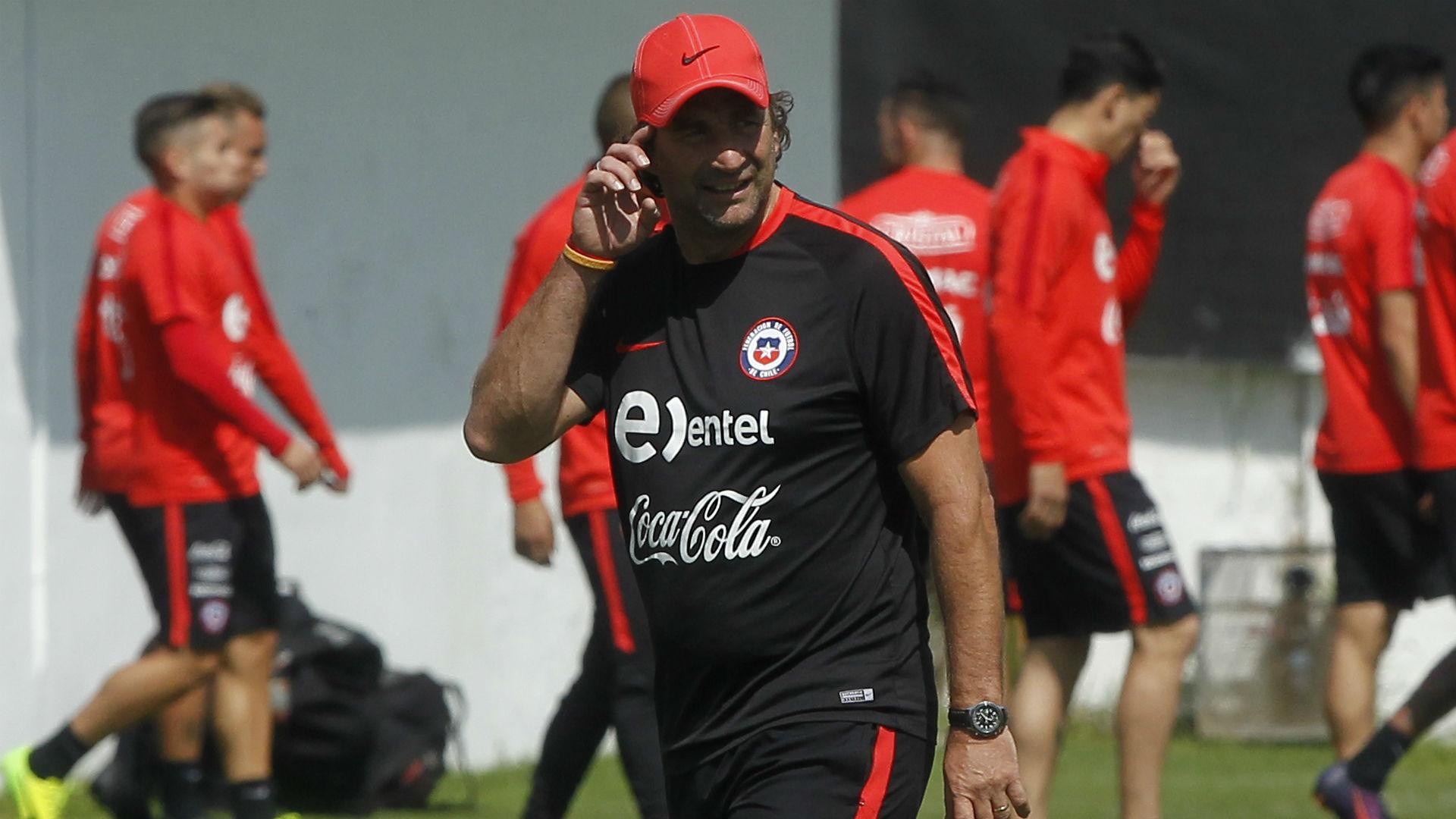 Chileno Nicolás Castillo queda fuera de Copa Confederaciones