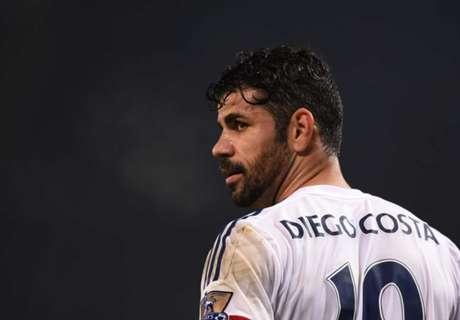 D. Costa: acerto para ir ao Atleti