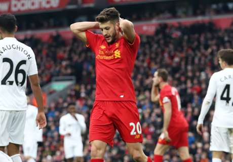 Liverpool's title dreams turning into dust