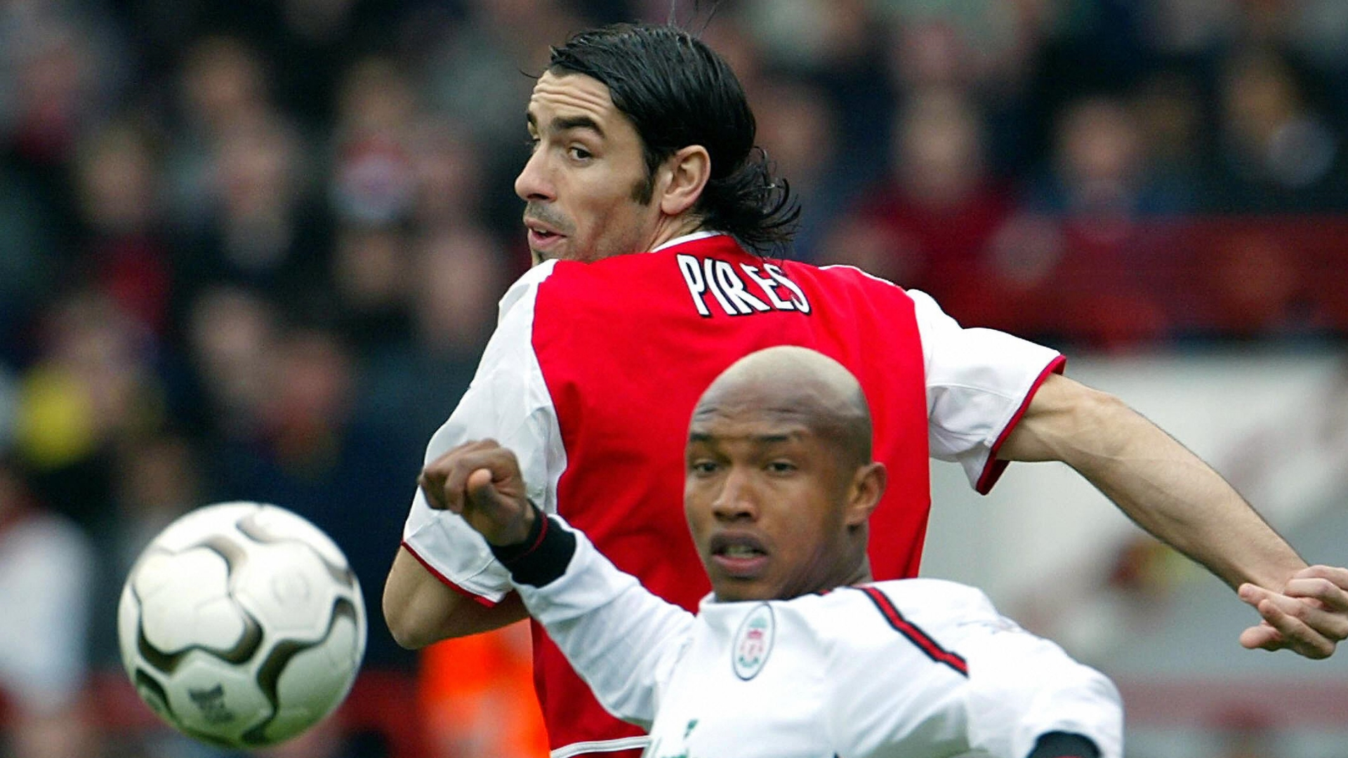 Robert Pires, Arsenal