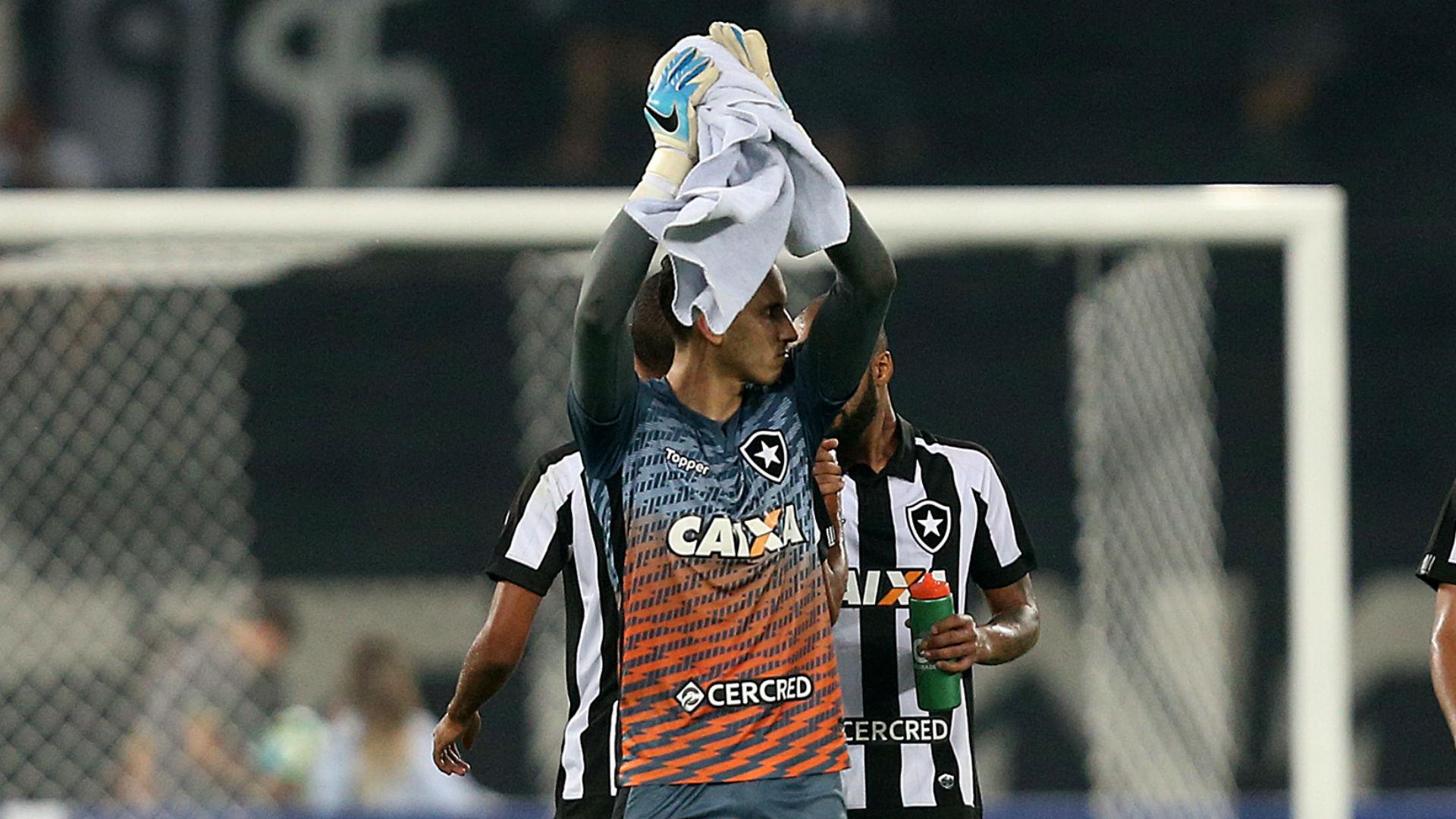 Gatito Fernández Botafogo Bahia Brasileirão 29 05 2017