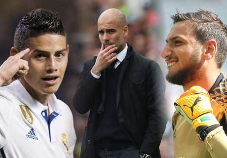 The biggest transfers of the summer