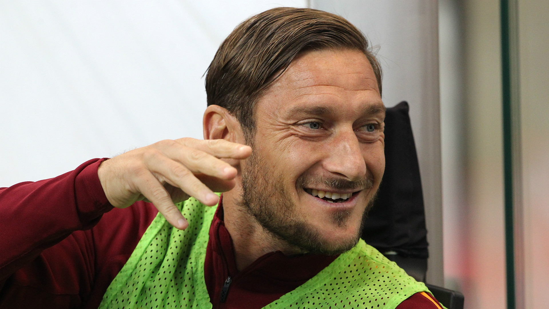 Francesco Totti: 'Genoa game will be my last in a Roma shirt'
