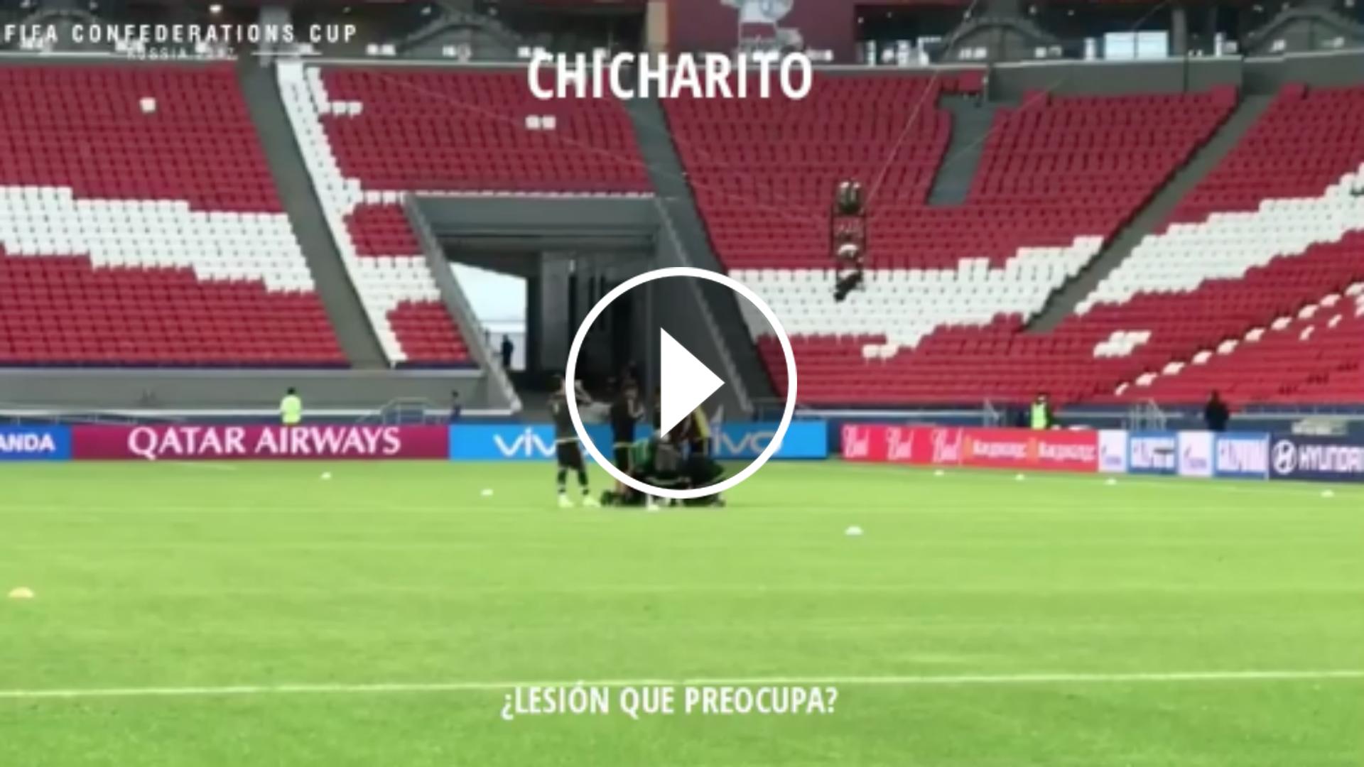 México rescata el empate ante Portugal