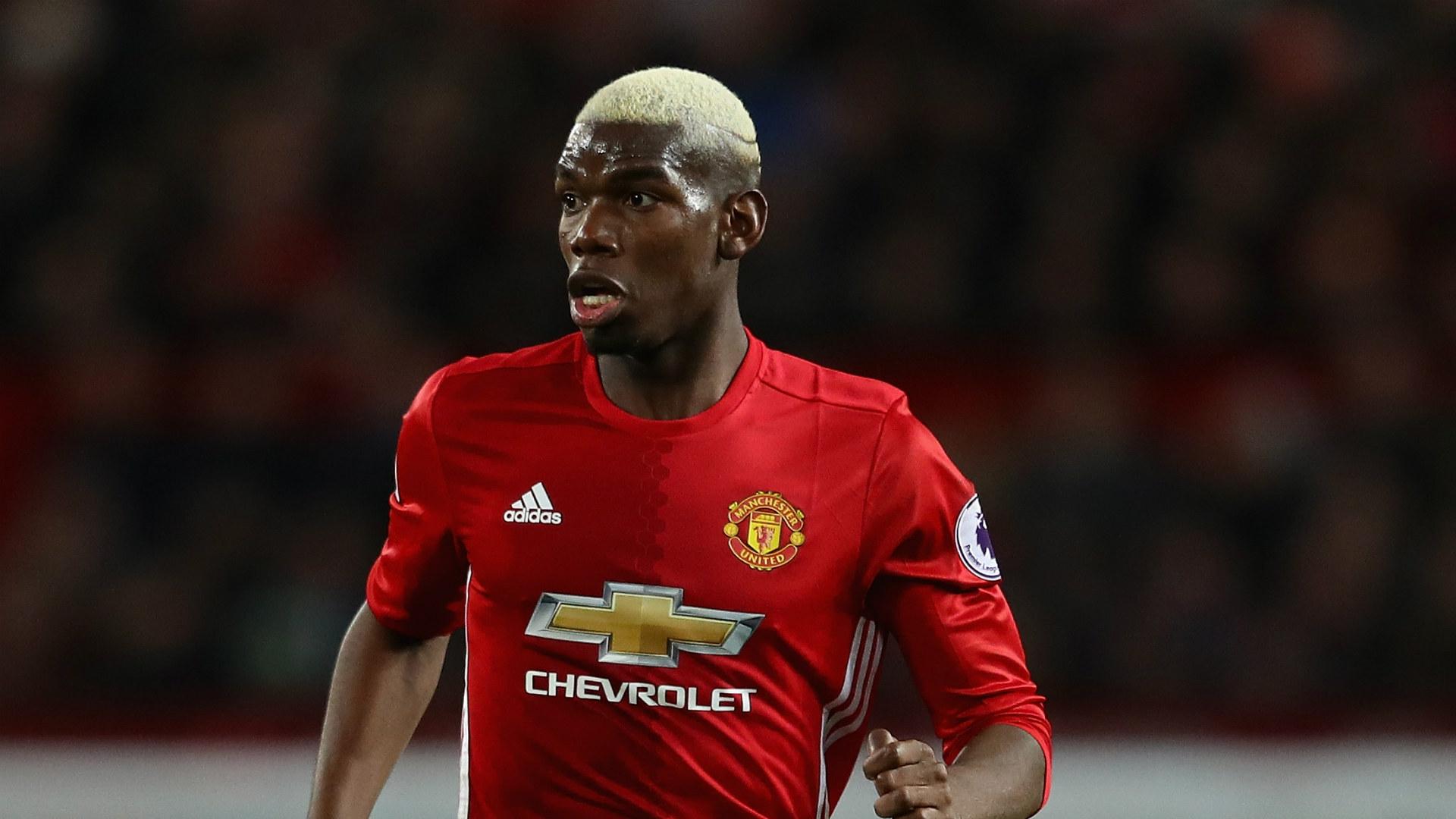 Paul Pogba Manchester United 01022017