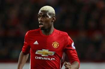 Mathias Pogba shows off his crazy half-and-half Man Utd and Saint-Etienne shirt