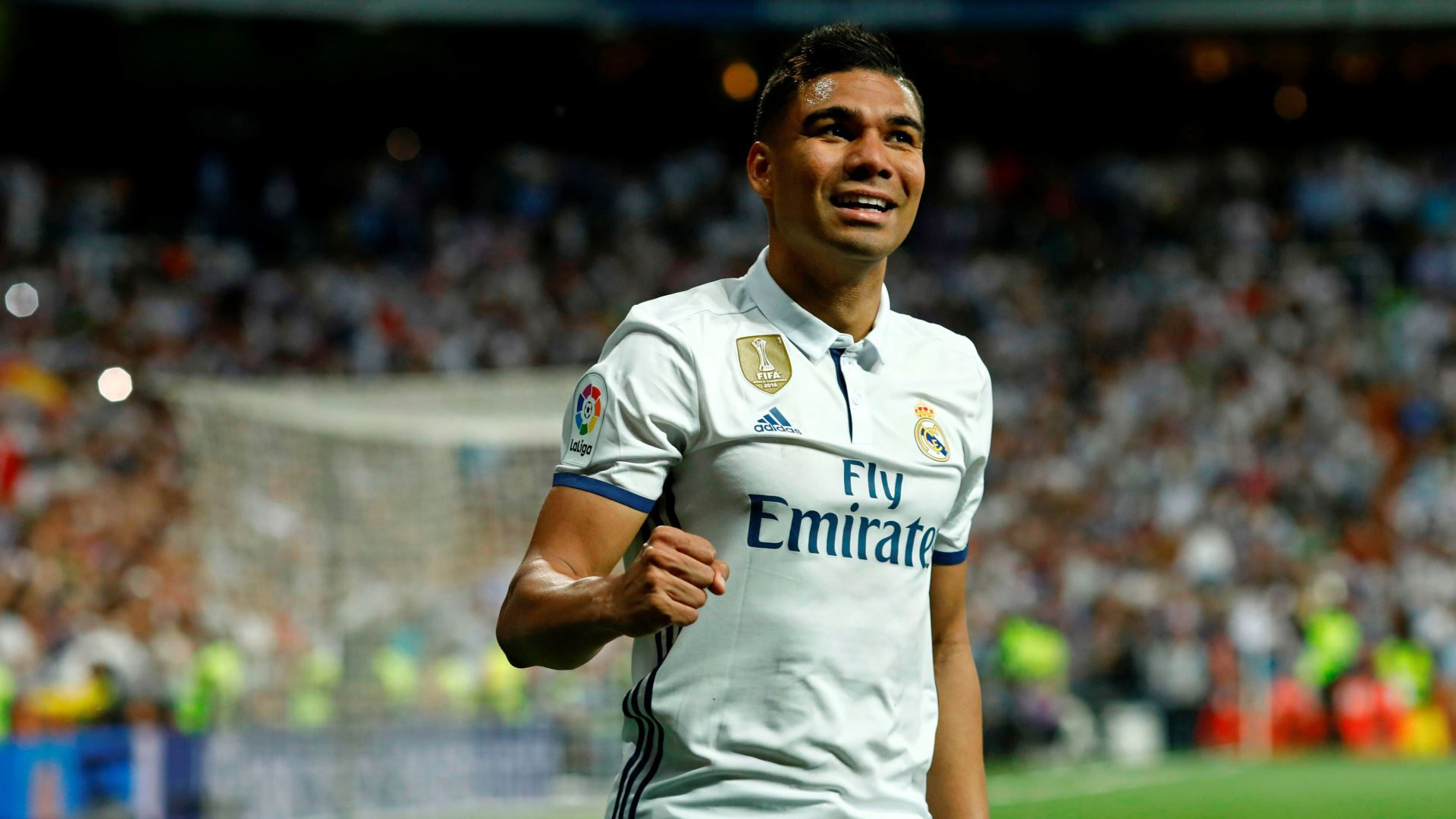 Casemiro Real Madrid Barcelona LaLiga 23042017