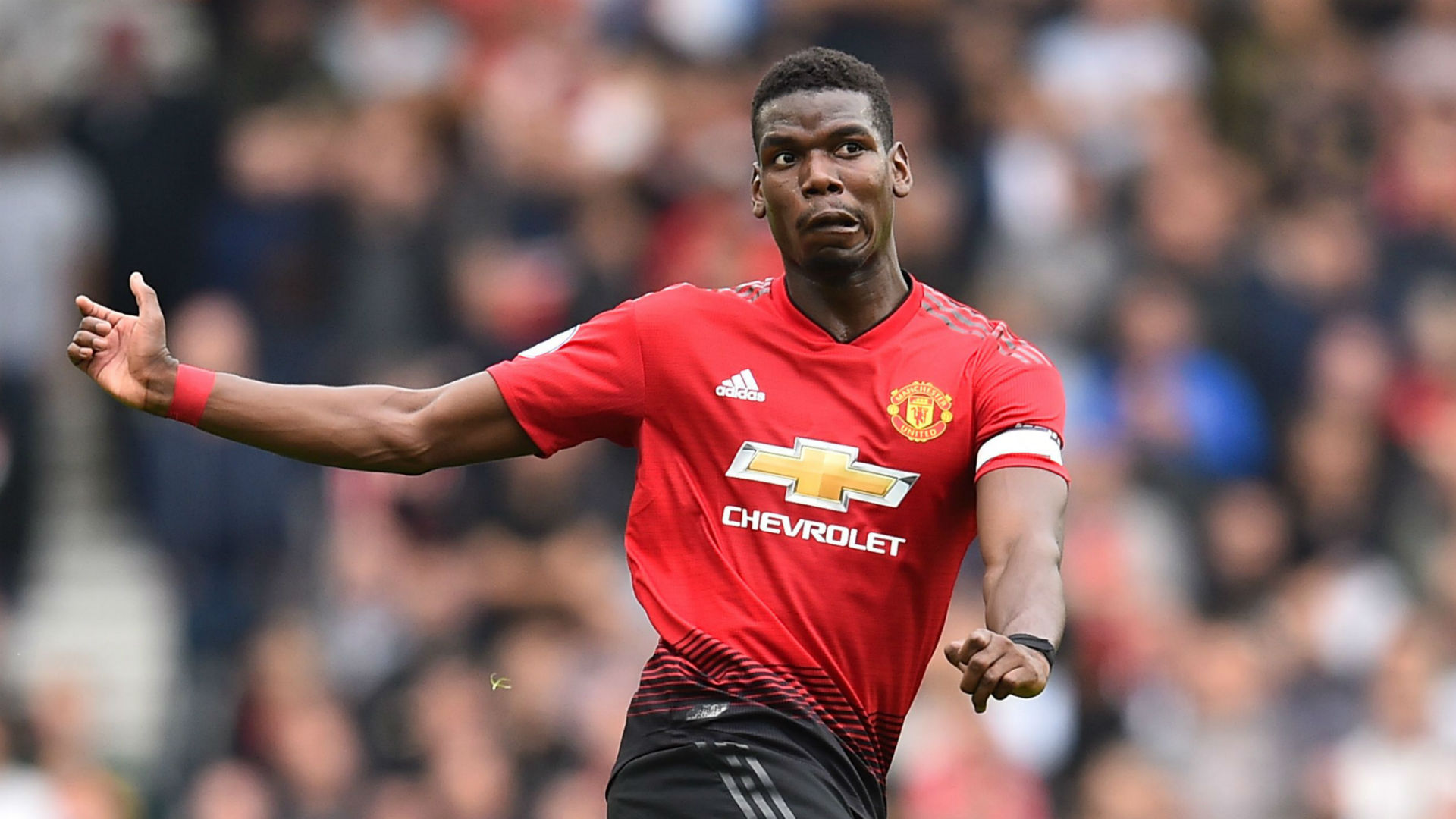 Paul Pogba: our attitude was all wrong