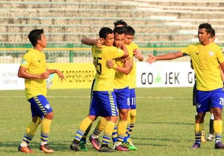 FT: Persegres 1-1 Sriwijaya