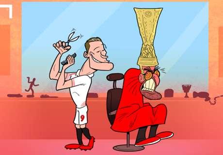 El barbero de Sevilla ganó a Klopp