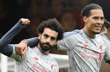 'Van Dijk can wear his kit again on Tuesday it's that clean' - Salah-inspired Liverpool impress in second gear