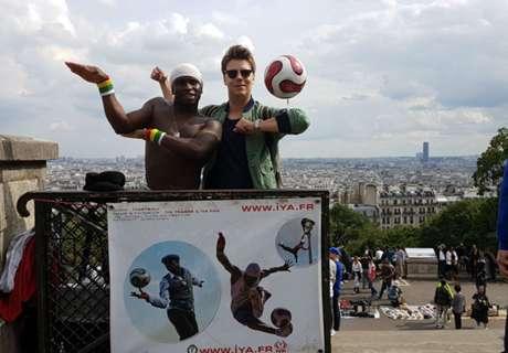 Meet Iya Traore: The King of Montmartre