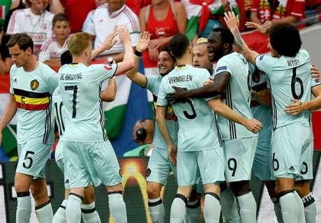 بلجيكا تستعرض عضلاتها !