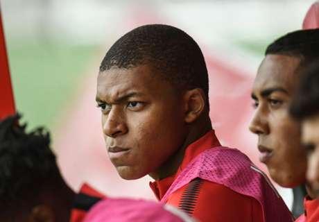 Kylian Mbappe nicht im Kader der AS Monaco