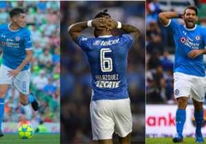 Te presentamos a los futbolistas que no rindieron en La Máquina y que podrían ser 'recortados' para el próximo torneo.