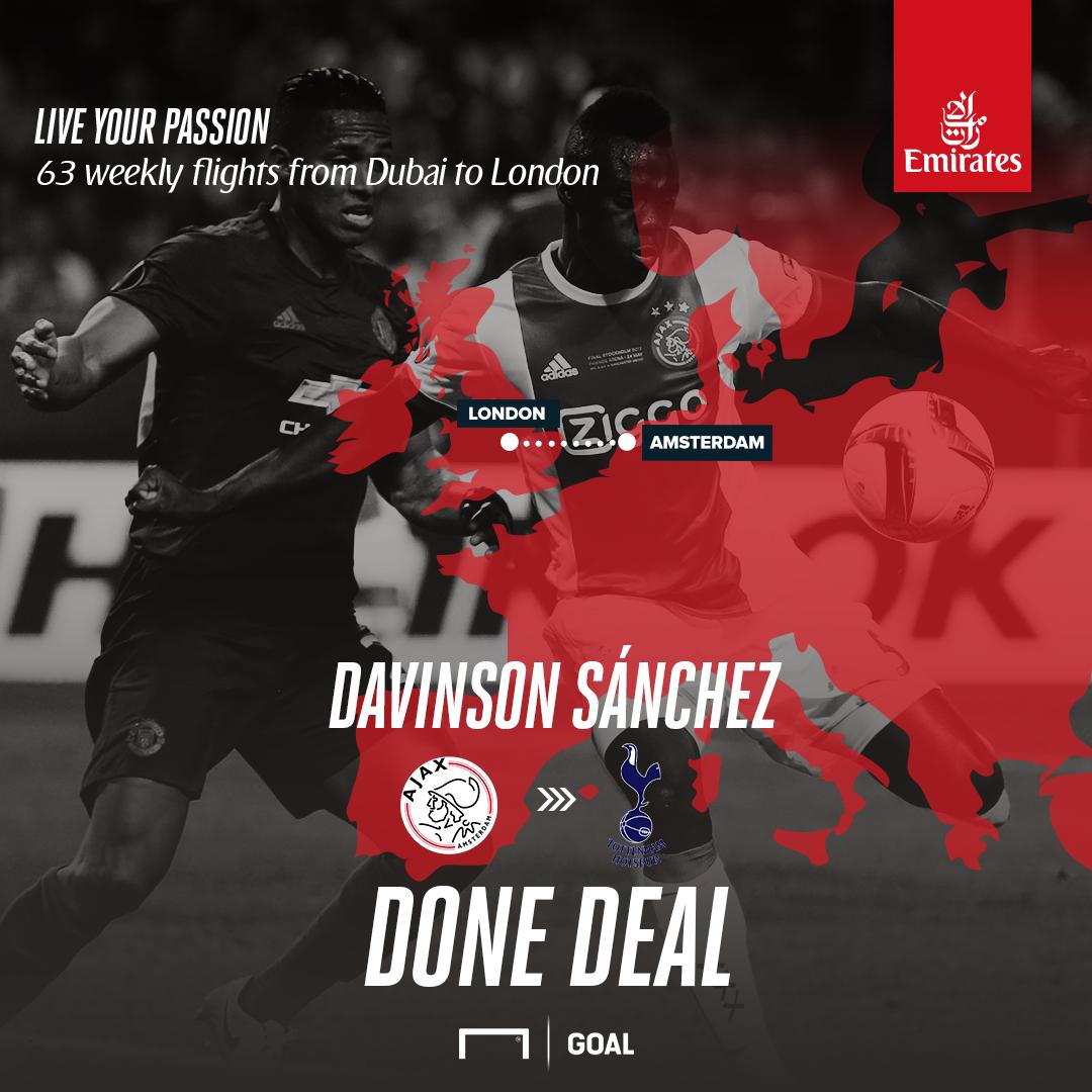 EN - Davinson Sanchez - emirates