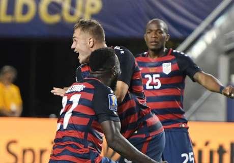 Good & bad from U.S. vs. Jamaica