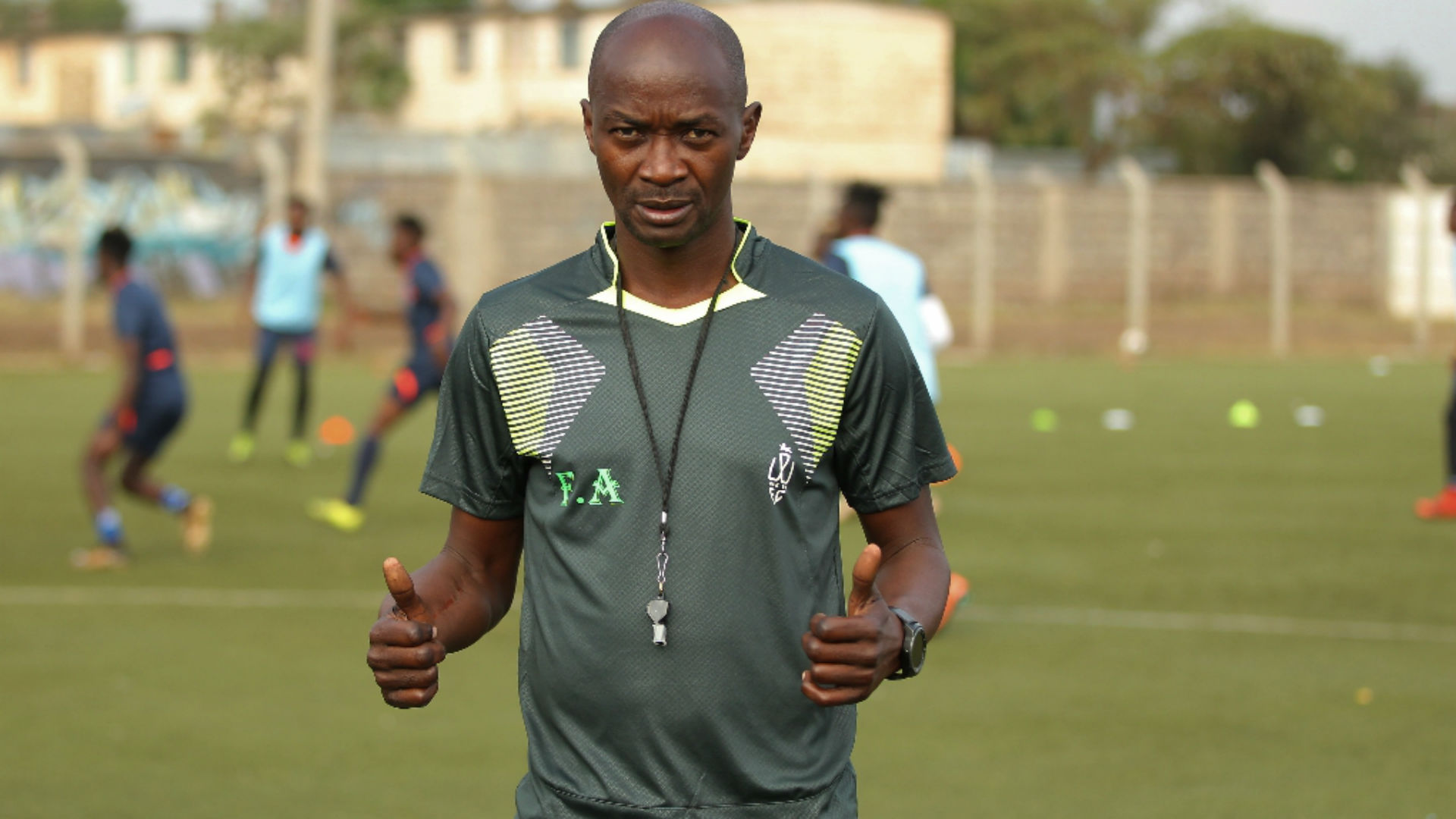 Fred Ambani: Two matches without a win is a huge concern for Wazito FC