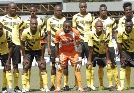 Report: Chemelil Sugar 1-0 Bandari
