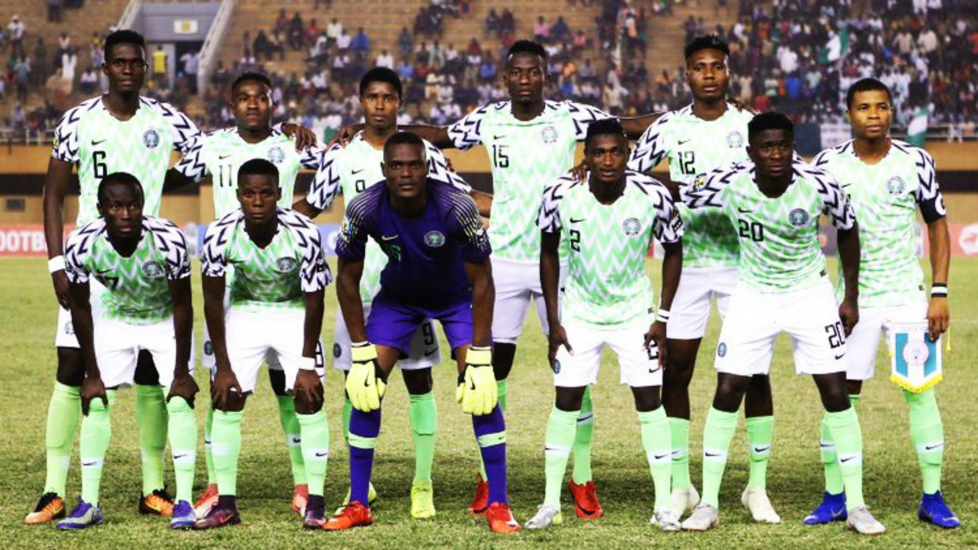 Olawale Oremade: Even the bad weather won't stop Flying Eagles in Poland