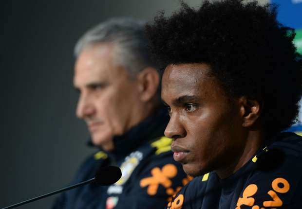 Casting call: Willian to stake his claim for World Cup role with Brazil