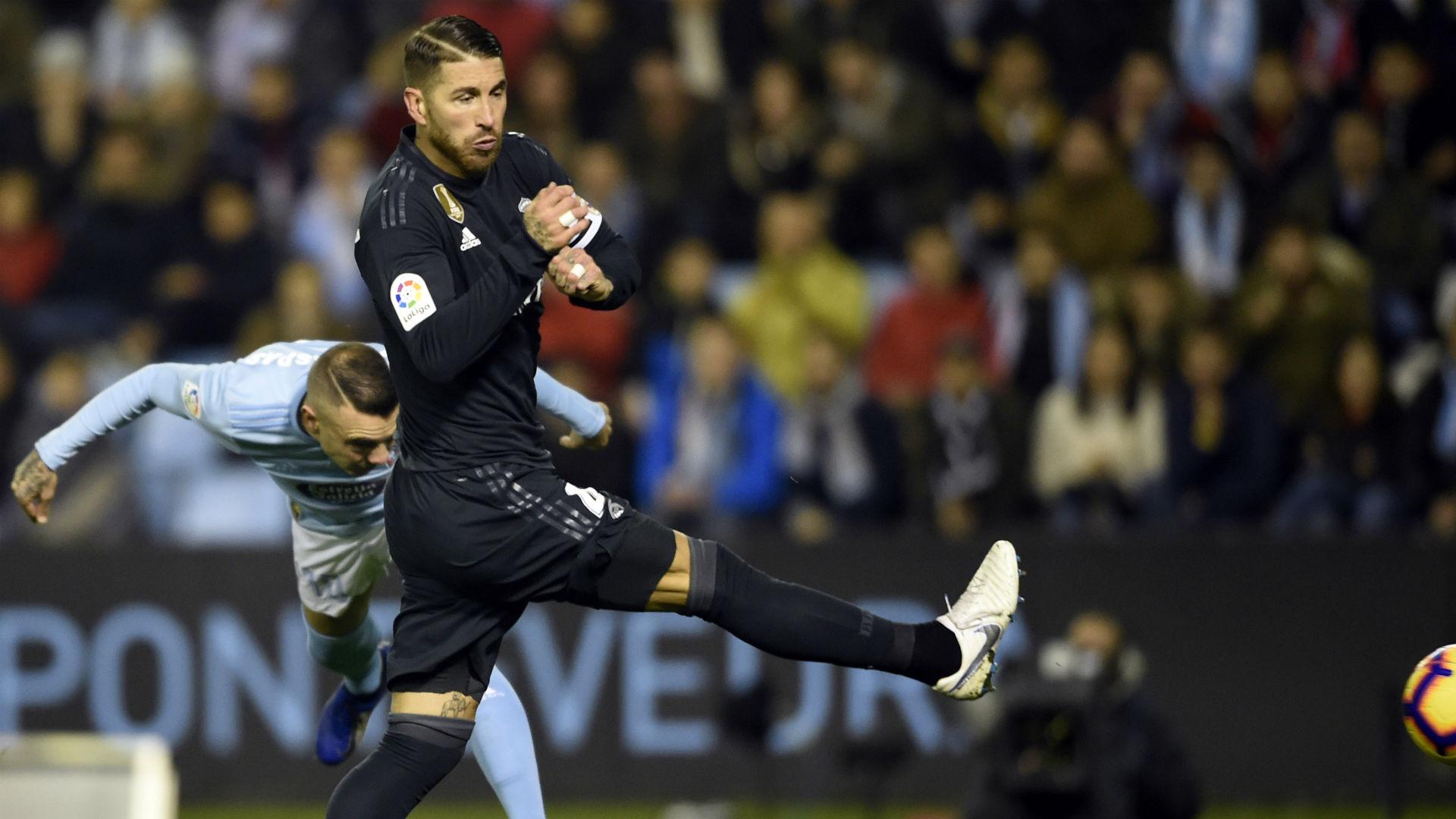 Real Madrid, Sergio Ramos inquiète