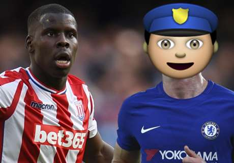Zouma: Cahill is like Chelsea's policeman