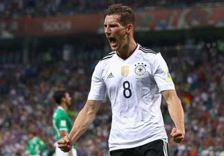 Muller hails Germany's depth