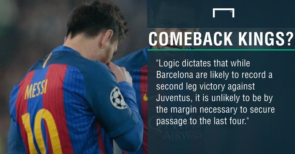 GFX Barcelona Juventus betting